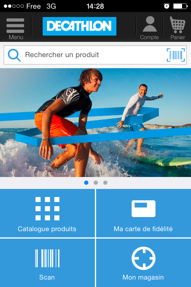 Application mobile : Natif ou Cross Plateforme, app ou Web app, that's the question !