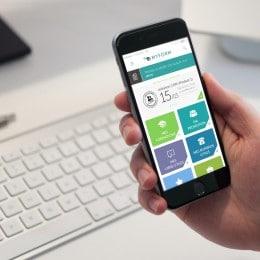 Client ergonomie appli mobile