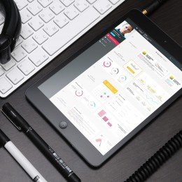 ergonomie dashboard portail commercial