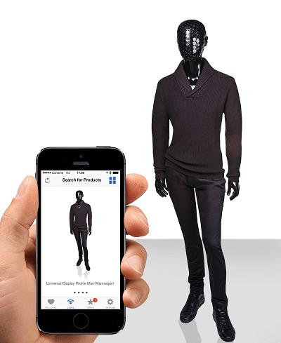 Iconeme application beacon retail