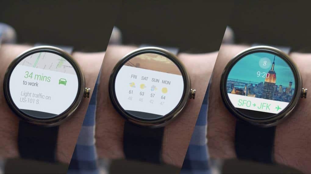 Les applications professionnelles pour les montres connectées