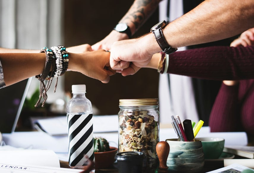 Design de service, méthode collaborative, co-création