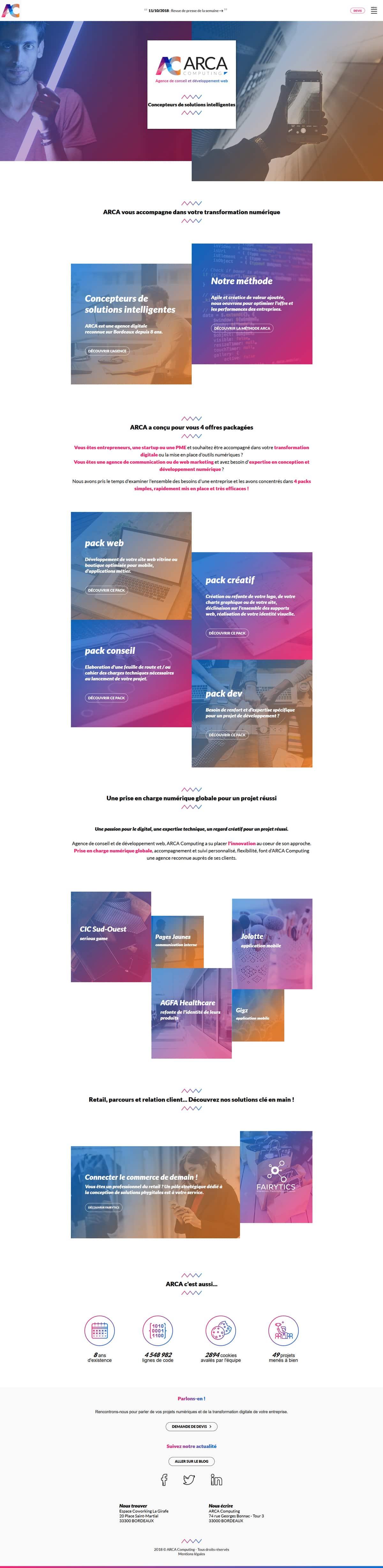 tendances UX/UI 2019
