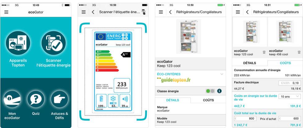 App ecogator