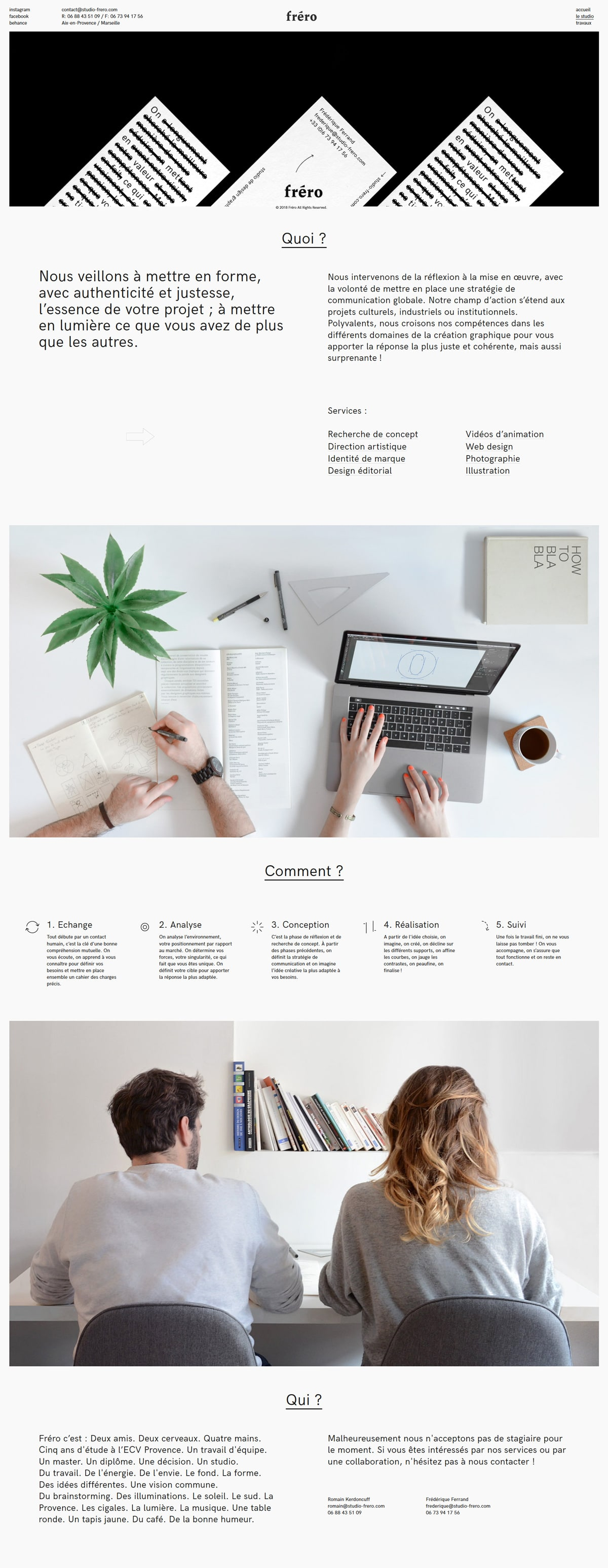inspiration UX/UI