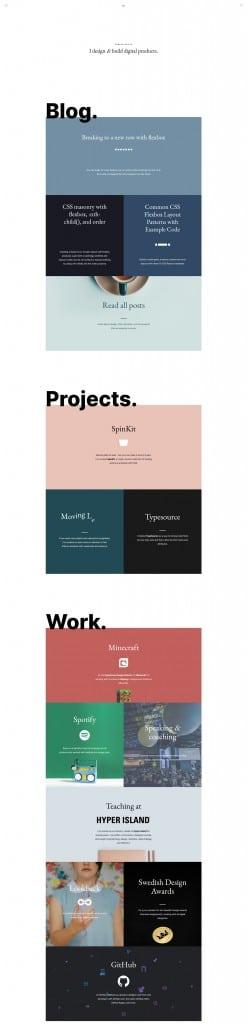 inspiration UX/UI design juillet 2019